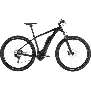 "MTB Elettrica CUBE REACTION HYBRID PRO 500 27,5/29"" Nero 2019"